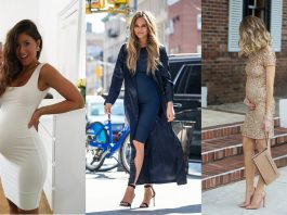 Μaternity Party Outfit Ideas – Γιορτινες εμφανισεις με στυλ και στην  εγκυμοσυνη 3e0c9c7b6d4